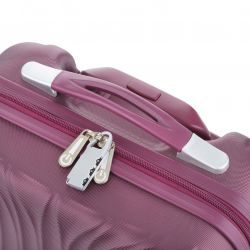 CarryOn Wave, lentolaukku, aubergine