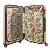 CarryOn Bling Bling keskisuuri matkalaukku, rose gold