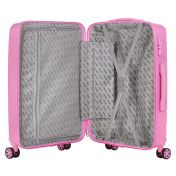 TravelZ BigBars suuri matkalaukku, vaal.punainen