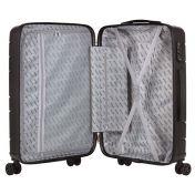 TravelZ BigBars keskisuuri matkalaukku, musta