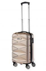 TravelZ Diamond lentolaukku, Champagne