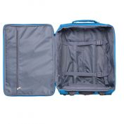 TravelZ, lentolaukku, Foldable blue