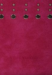 Emily & Noah Pippa lompakko, pinkki