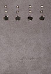 Emily & Noah Pippa lompakko, harmaa