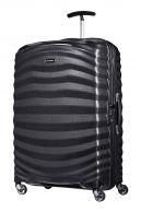 Samsonite Lite-Shock, suuri 75/28 matkalaukku, musta