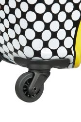American Tourister Disney Legends, suuri matkalaukku, Minnie Mouse Polka Dot