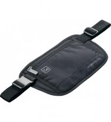 Go Travel RFID rahavyö, musta
