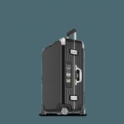 Rimowa Limbo Electronic Tag, suuri 73 l, musta