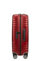 Samsonite Tunes suuri, matte deep red
