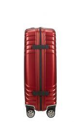 Samsonite Tunes suuri matkalaukku 124 l, matte deep red