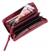 Gabor Felia nahkainen lompakko, 759540, punainen