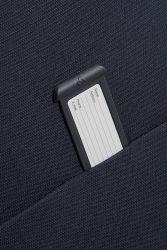 Samsonite Base Boost, keskisuuri matkalaukku, Navy Blue Stripes