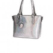 Merch Mashiah Liza käsilaukku, hopea