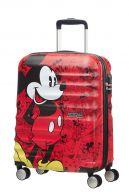 American Tourister Wavebreaker Disney lentolaukku, Mickey comics red