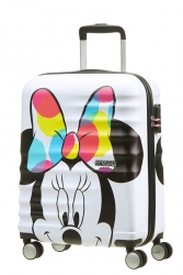 American Tourister Wavebreaker Disney lentolaukku, Minnie Close-Up