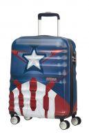 American Tourister Wavebreaker Disney, lentolaukku, Captain America