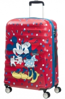 American Tourister Wavebreaker Disney, keskisuuri, Minnie loves Mickey