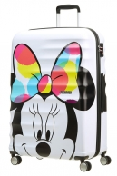 American Tourister Wavebreaker Disney suuri matkalaukku, Minnie Close-Up