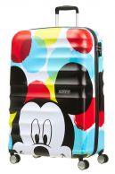 American Tourister Wavebreaker Disney suuri matkalaukku, Mickey Close-Up