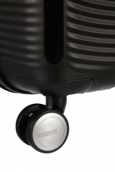 American Tourister Soundbox, lentolaukku, Bass black