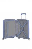 American Tourister Soundbox, lentolaukku, Denim Blue