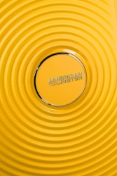 American Tourister Soundbox, lentolaukku, Golden Yellow