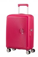American Tourister Soundbox, lentolaukku, Lightning pink