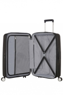 American Tourister Soundbox, keskisuuri, Bass black