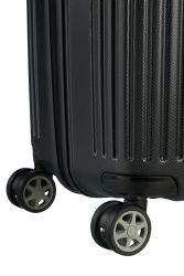 Samsonite Orfeo keskisuuri matkalaukku, musta