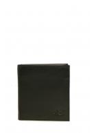 A.Eriksson 410-460 nahkalompakko, musta