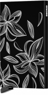 Secrid Cardprotector, Laser magnolia black