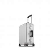 Rimowa Classic Flight Cabin Multiwheel, lentolaukku 35 l, alumiini
