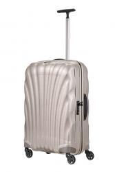 Samsonite Cosmolite keskisuuri matkalaukku, pearl