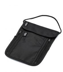 Epic RFID-suojattu, vesitiivis passipussi, musta