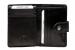 A. Eriksson RFID-nahkalompakko 240-602, musta