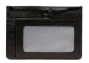 A.Eriksson RFID-suojattu nahkainen korttikotelo, 116-216, musta