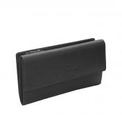 The Chesterfield Brand naisten RFID-nahkalompakko Thea, musta