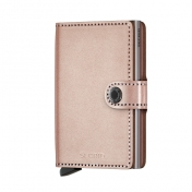 Secrid Miniwallet, Metallic Rose