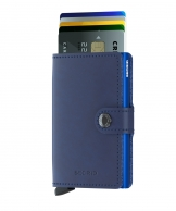 Secrid Miniwallet, Original Navy-Blue