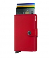 Secrid Miniwallet, Original Red-Red