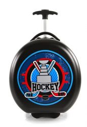 Heys Hockey lasten matkalaukku, musta