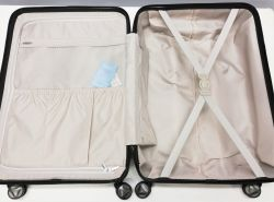 Migant MGT-23, keskisuuri matkalaukku, Shining Pink