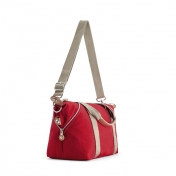 Kipling Art Mini olkalaukku, true red