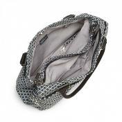 Kipling Caralisa käsilaukku, Retro geo black