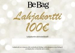 Lahjakortti verkkokauppaan 100€