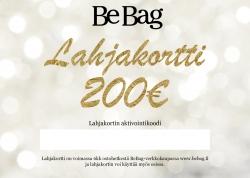 Lahjakortti verkkokaupaan 200€