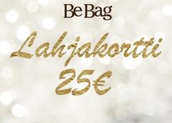 Lahjakortti verkkokauppaan 25€