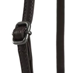 The Chesterfield Brand Madrid nahkainen kännykkälaukku, musta