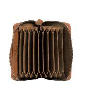 The Chesterfield Brand Robin nahkainen RFID korttilompakko, konjakki