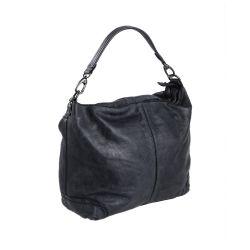 The Chesterfield Brand Abby, nahkainen olkalaukku, musta